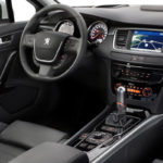 Peugeot 508 review 2012