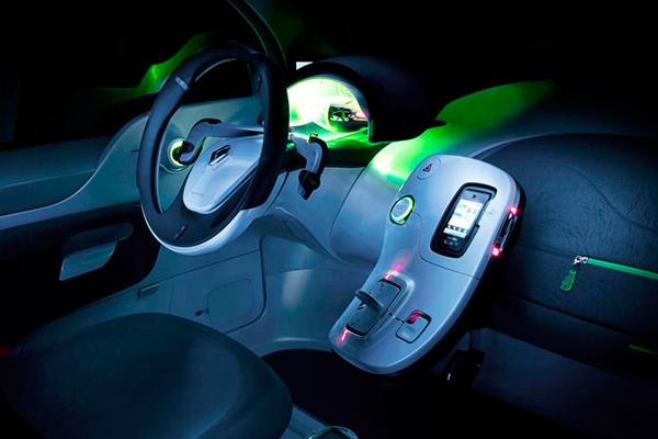 Renault Kangoo Van Ze Review 2012