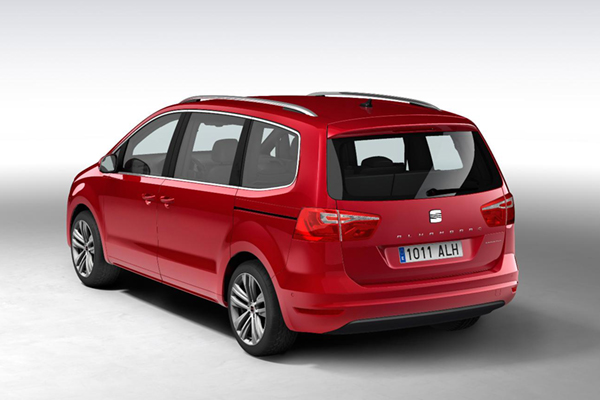 seat alhambra review 2012. Black Bedroom Furniture Sets. Home Design Ideas