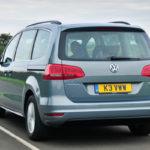 VW Sharan review 2011