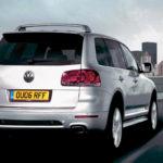 VW Touareg review 2011