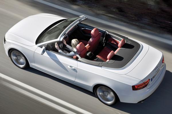 Audi a5 30 tdi quattro sport bhp