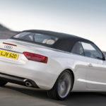 Audi A5 Cabriolet review 2009