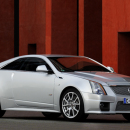 Cadillac CTS-V review 2010