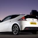 Honda CR-Z review 2010