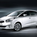 Kia Carens review 2013