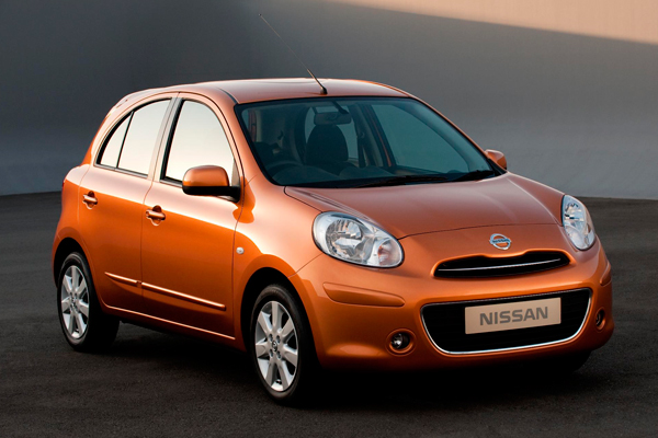 Nissan Micra Review >> Nissan Micra Review 2010