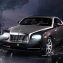 Rolls-Royce Wraith review 2013