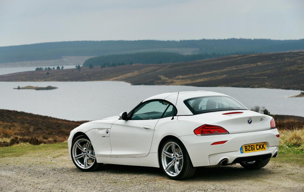 BMW Z4 Sdrive18i review