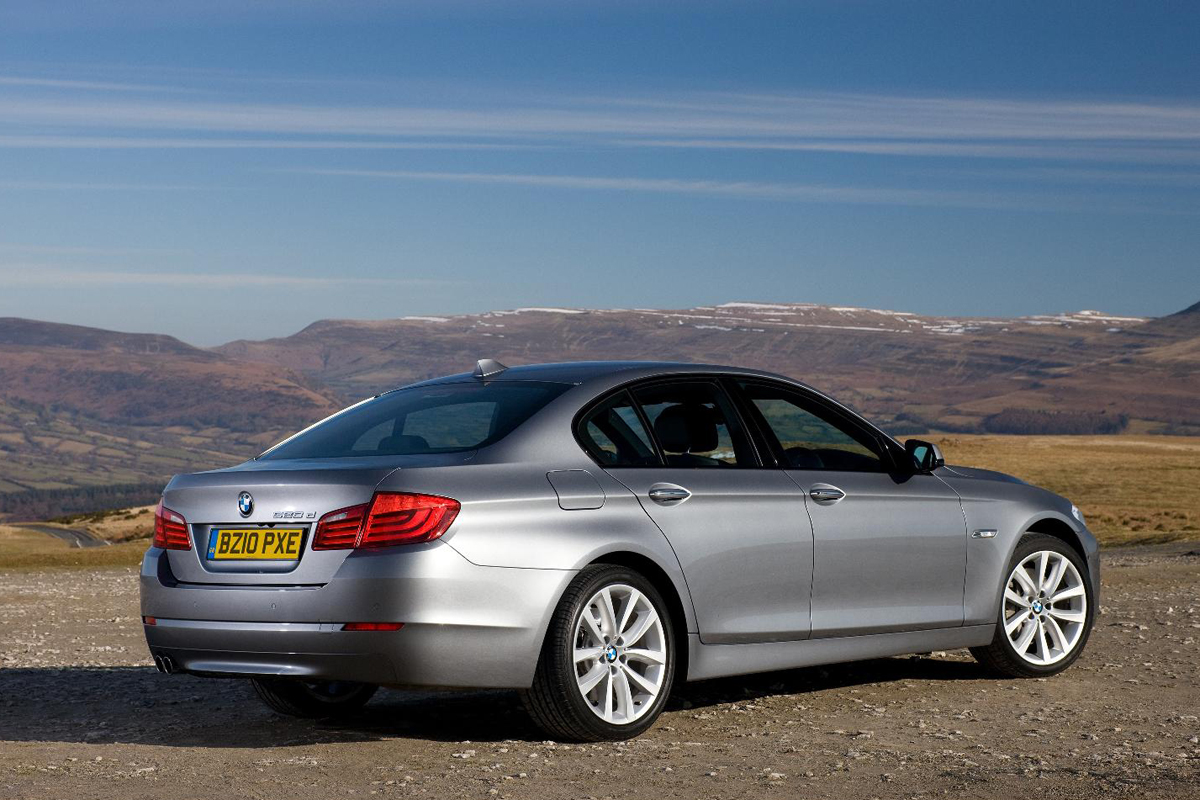 Bmw 520d Se Review 2013