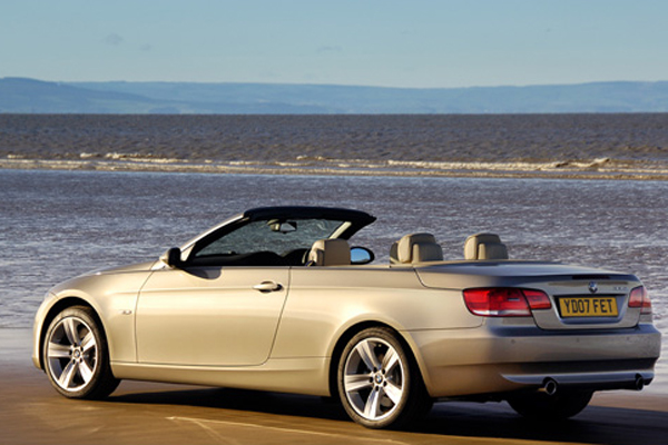 Bmw 335i Se Convertible Review 2007