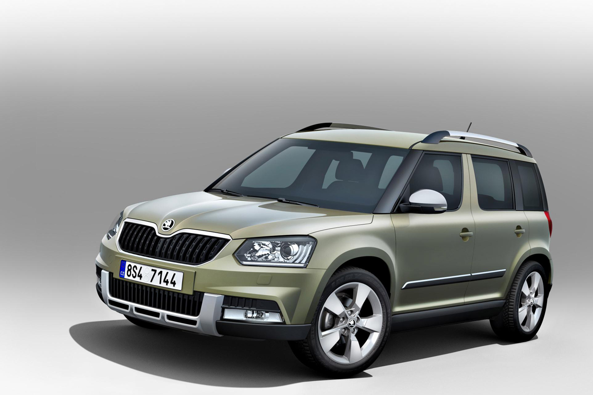 skoda yeti outdoor review. Black Bedroom Furniture Sets. Home Design Ideas