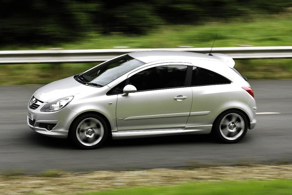 Opel Vauxhall Corsa SRi