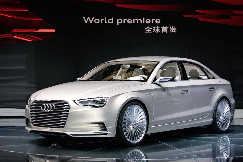 Audi A3 E-Tron Review 2014