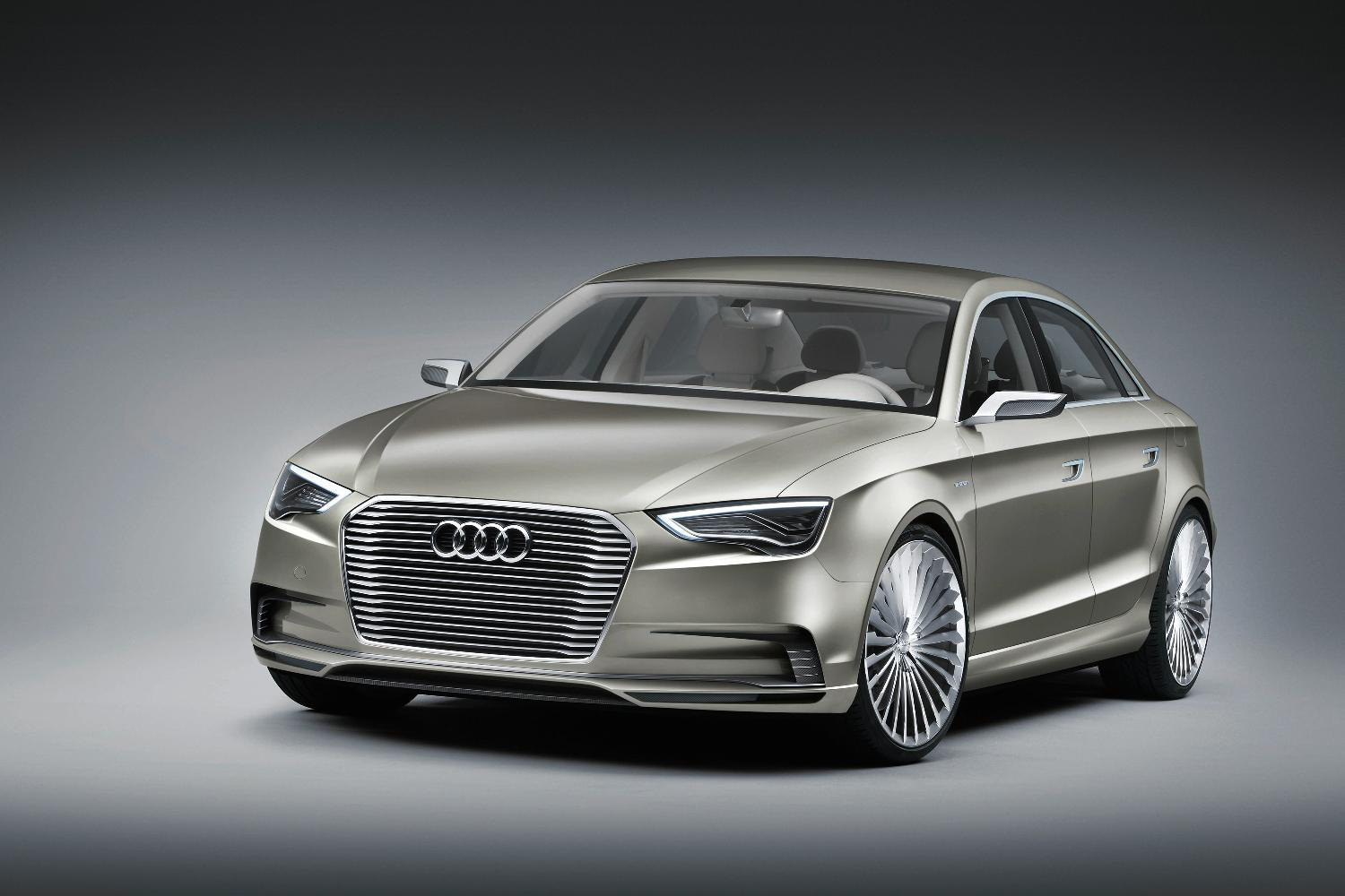 Audi A3 E-Tron Review 2014