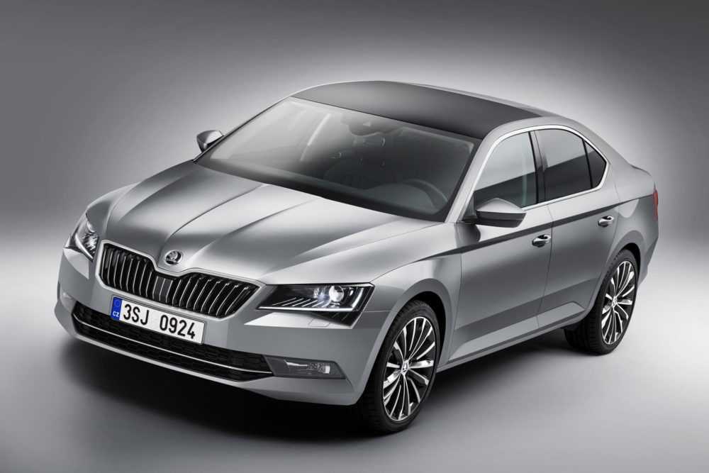Skoda Superb Mark III