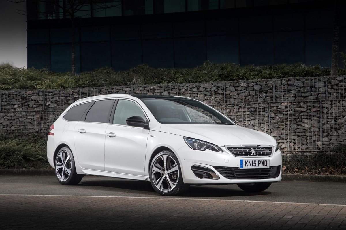 peugeot 308 gt line bluehdi 120 review 2015. Black Bedroom Furniture Sets. Home Design Ideas