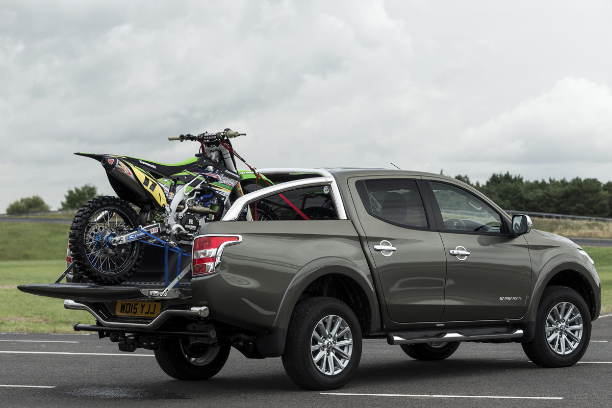 Frame For Pictures Mitsubishi L200 Barbarian 2015 Review