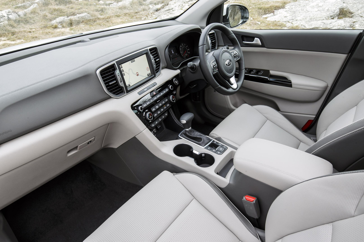 Kia Sportage First Edition Review