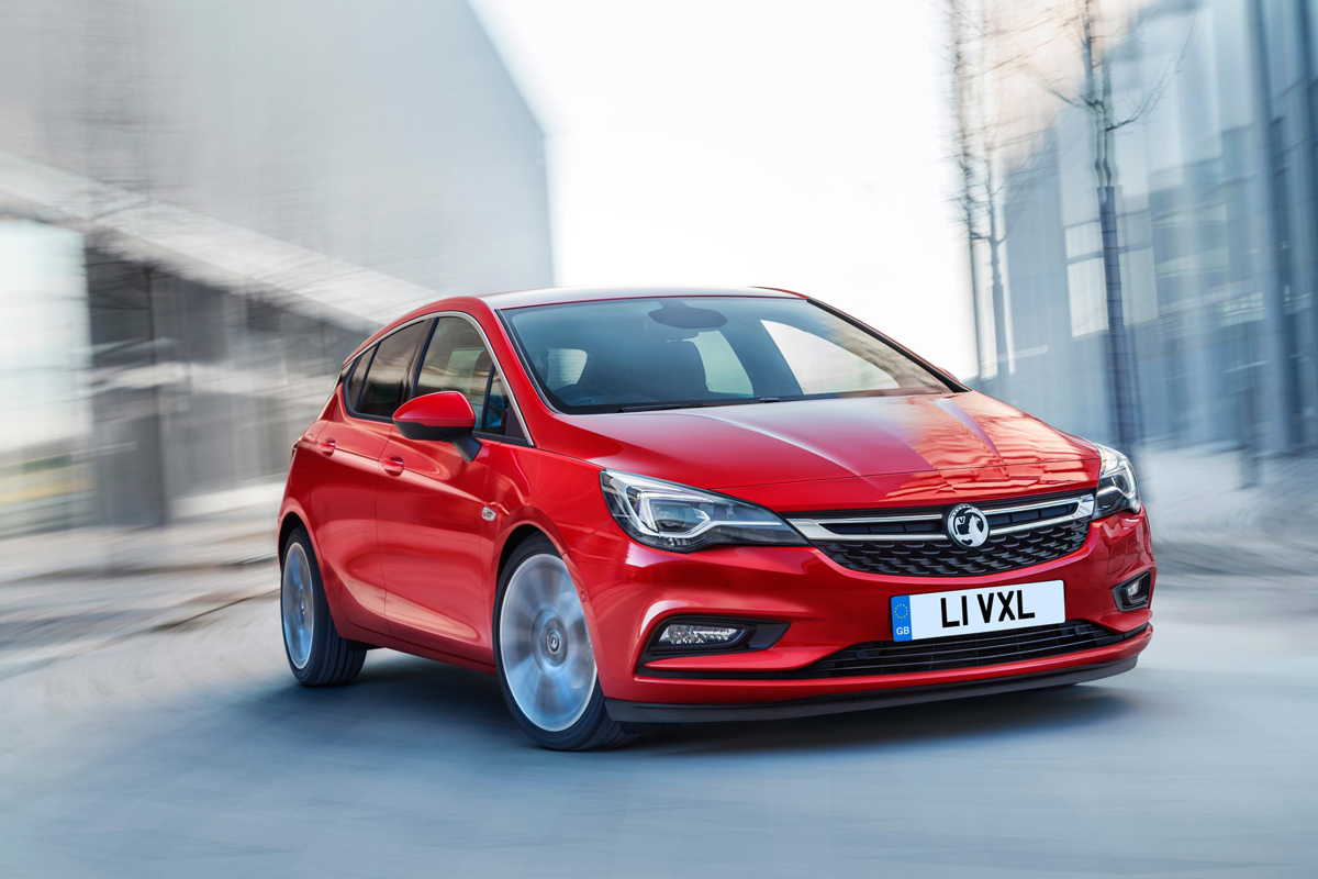 Vauxhall Astra Sri Nav 1 4i 150 Review