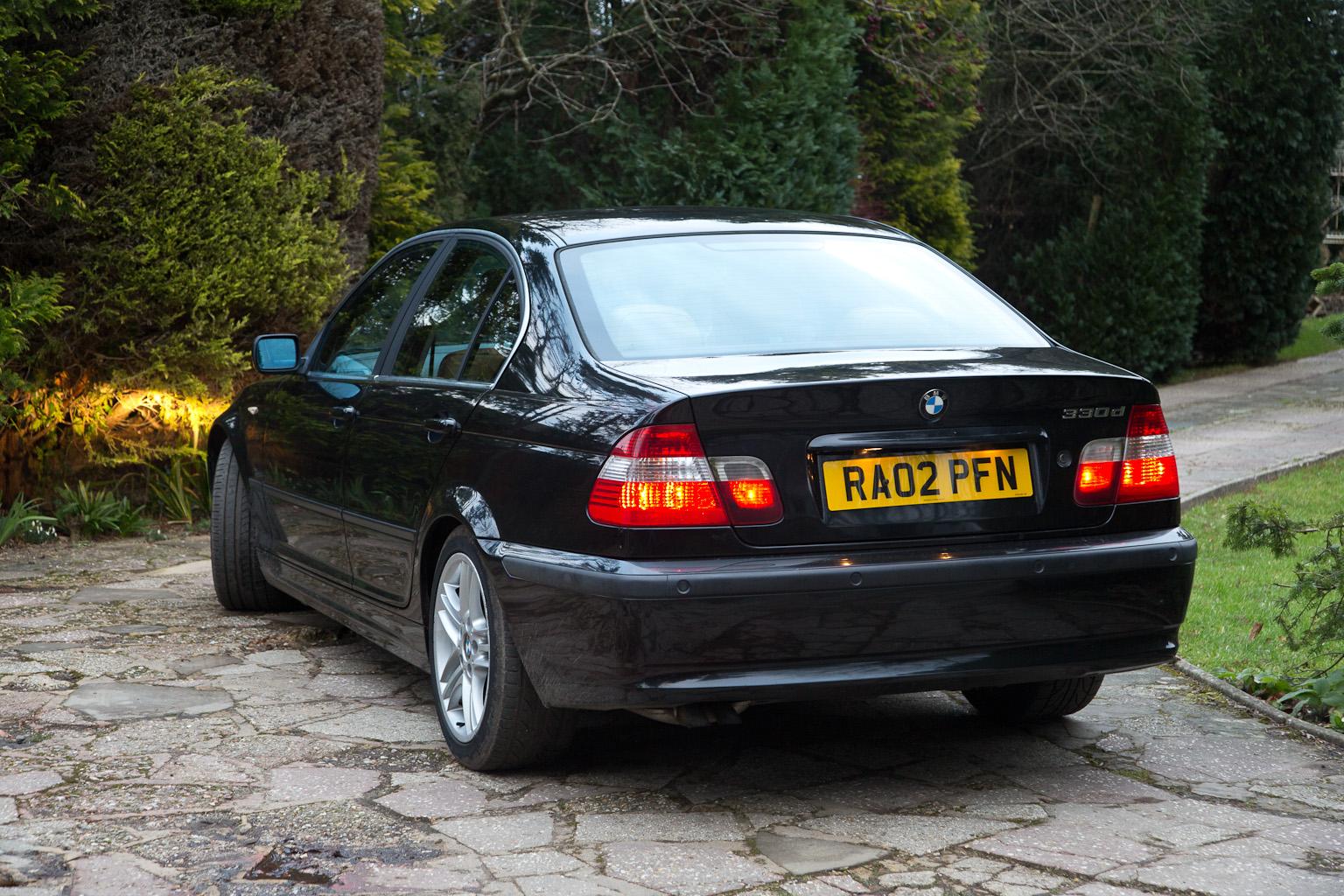Bmw 330d Se Auto 2002 Review