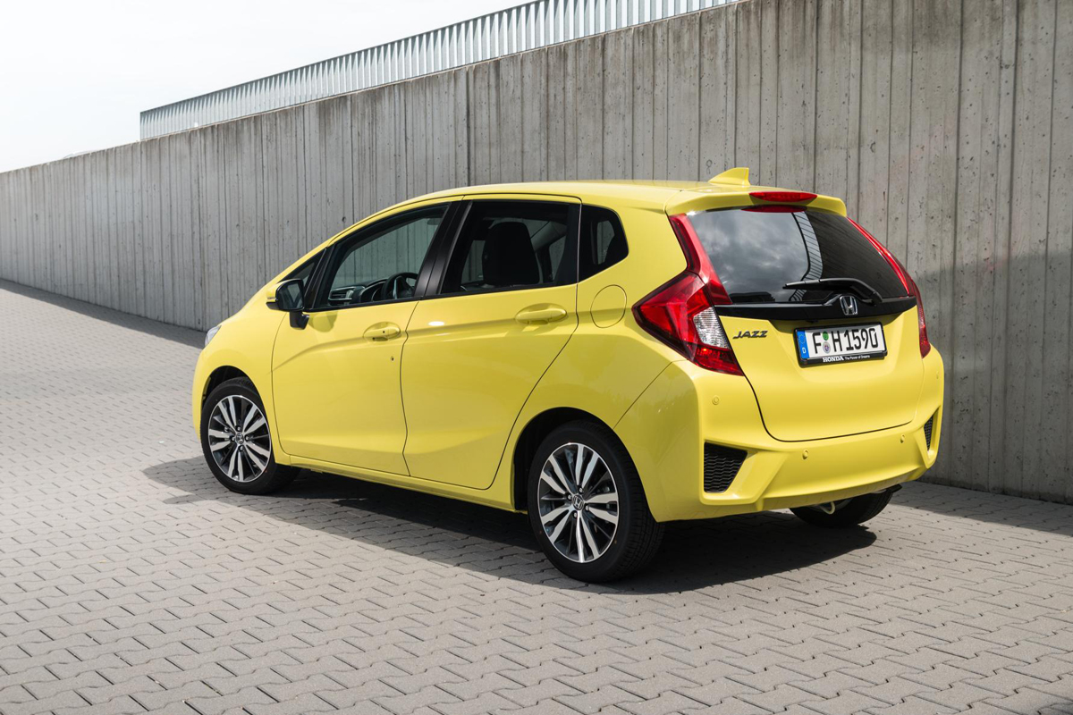 Honda Jazz 1 3 I Vtec Ex Navi Cvt Review