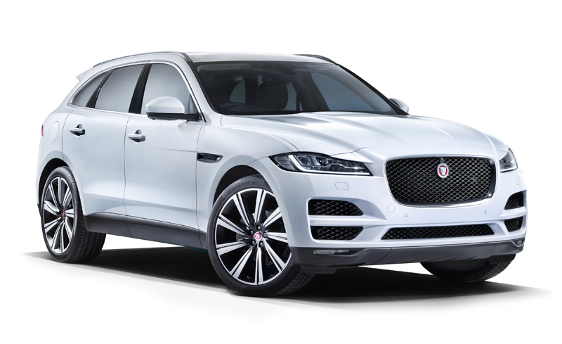 jaguar s first suv the f pace joins a hot sales sector. Black Bedroom Furniture Sets. Home Design Ideas
