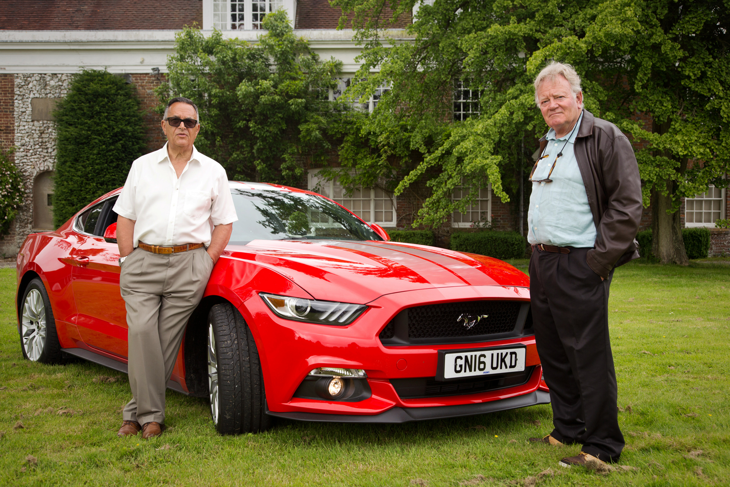 The Must Expensive Car In The World >> Ford Mustang 5.0 V8 GT review
