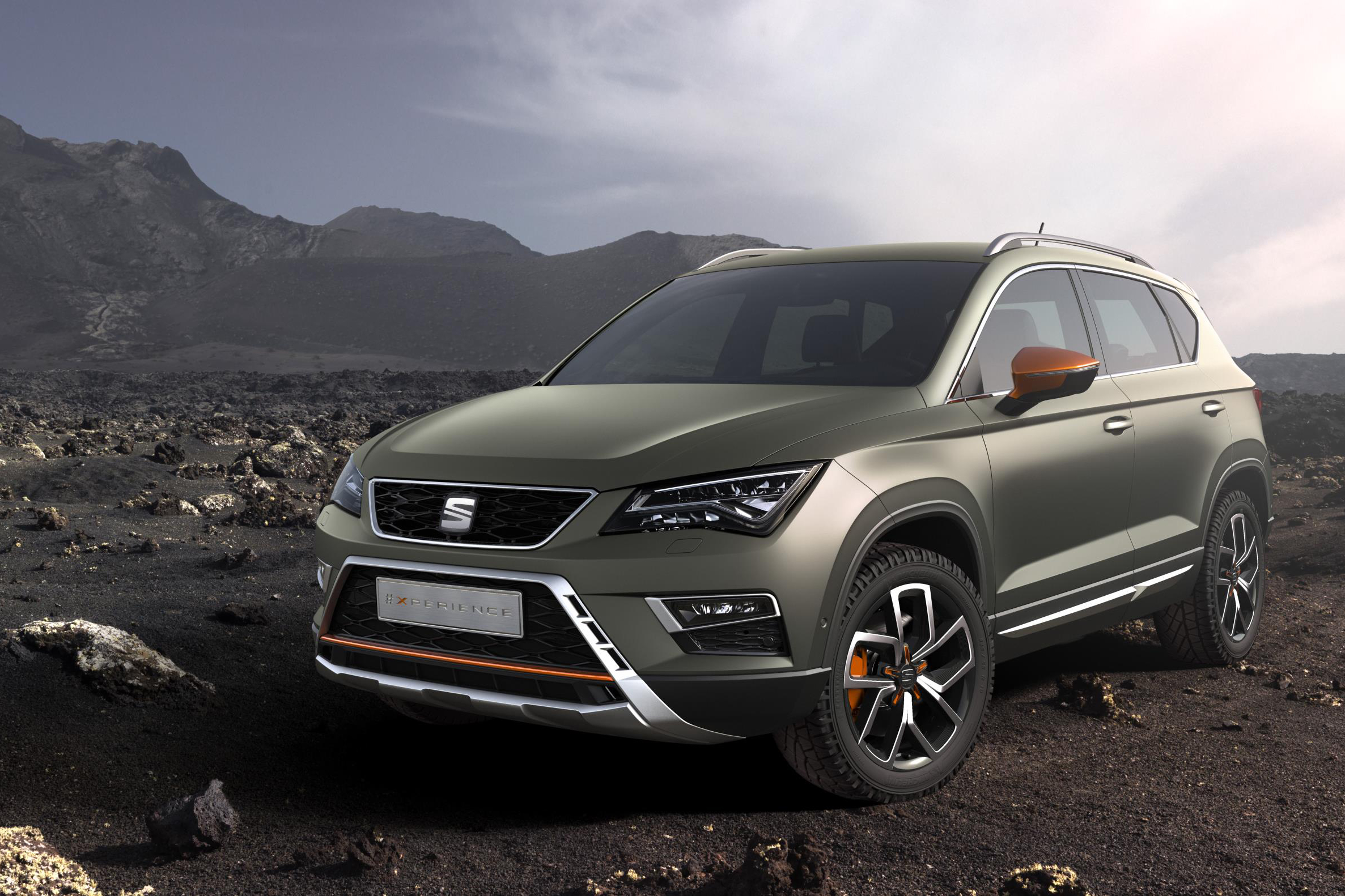 seat ateca 2 0tdi 4x4 xcellence review. Black Bedroom Furniture Sets. Home Design Ideas