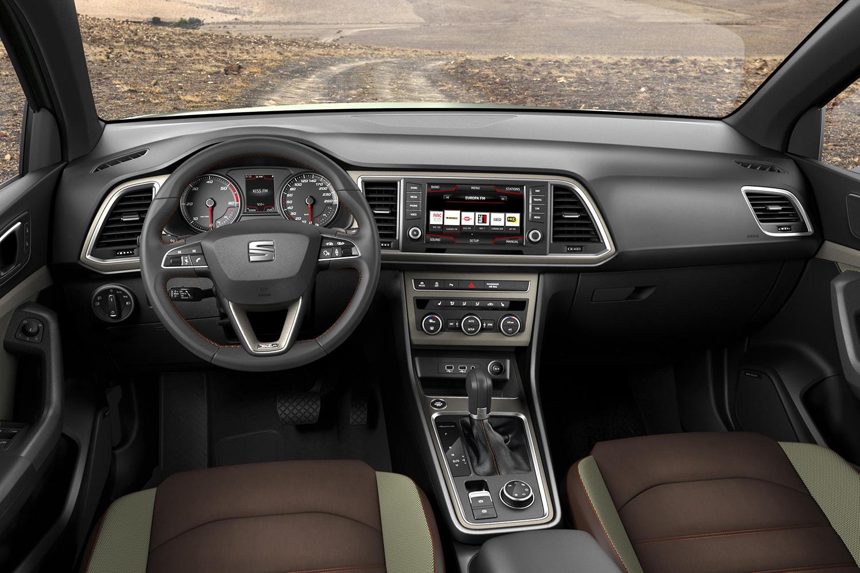 Seat Ateca 2 0tdi 4x4 Xcellence Review