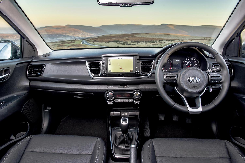 Kia Rio  Car Seats