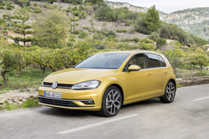 VW Golf review 2017