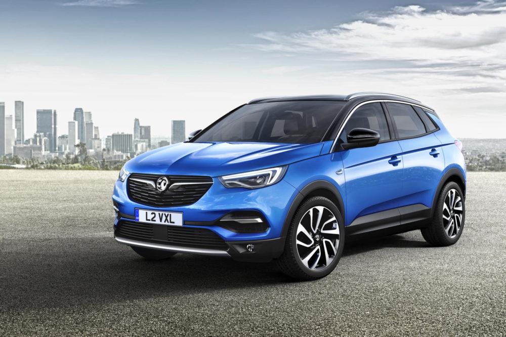 Opel/Vauxhall Grandland X