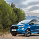 Ford EcoSport review 2018