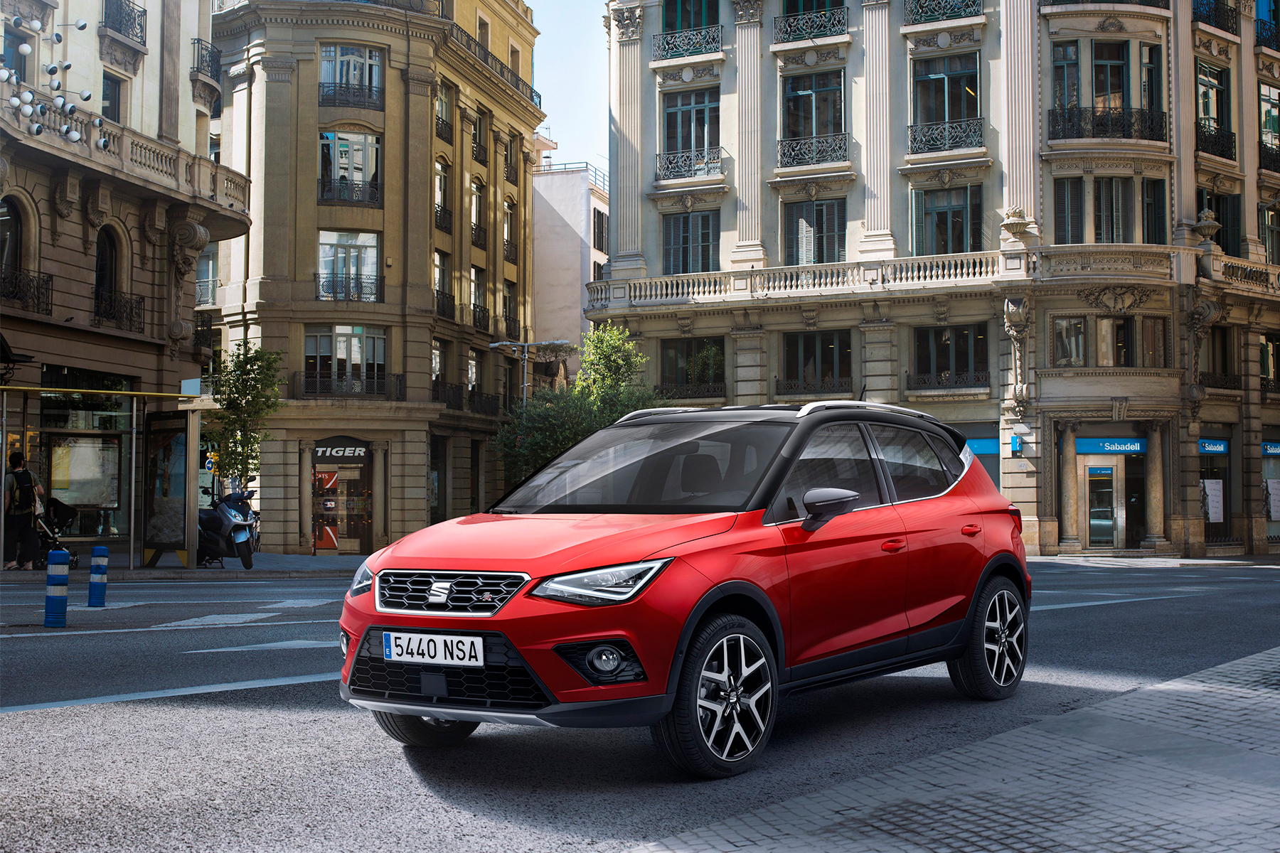 seat arona fr 1 0 tsi 115 dsg wintonsworld review 2018. Black Bedroom Furniture Sets. Home Design Ideas