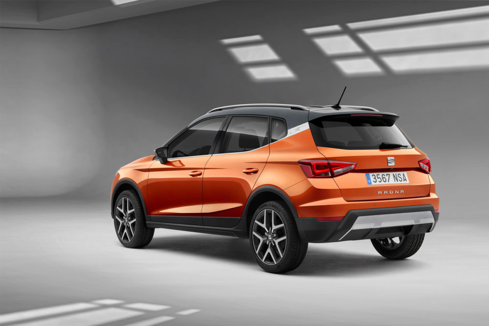 Seat Arona WintonsWorld review 2018