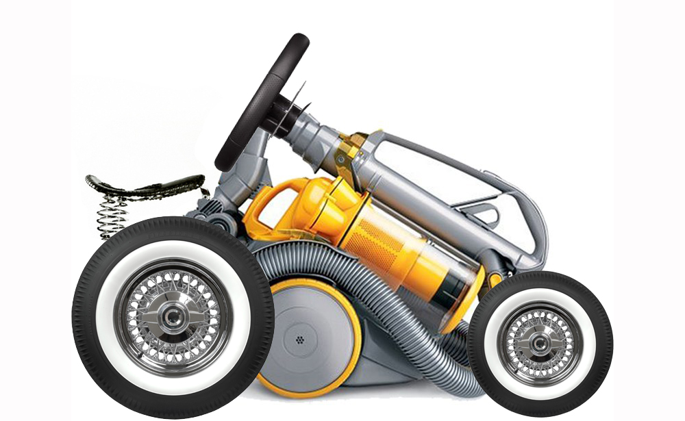 Dyson Moves In On Electric Vehicle Decision