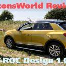 VW T-ROC-Review Video