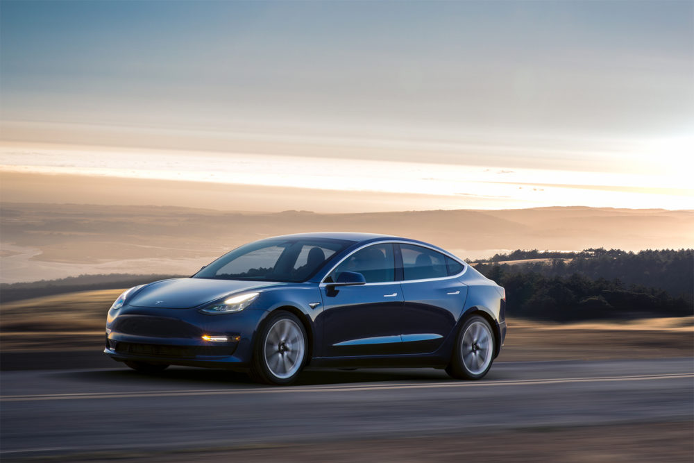 Tesla model ix