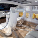 Mercedes-Benz F015 Autonomous Car