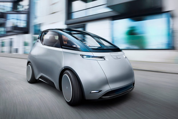 Uniti Electric Car