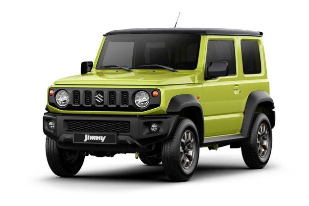 Suzuki Jimny review