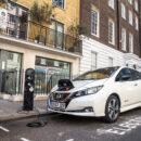 Nissan LEAF Charging