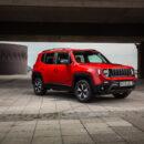 Jeep Renegade Trailhawk PHEV
